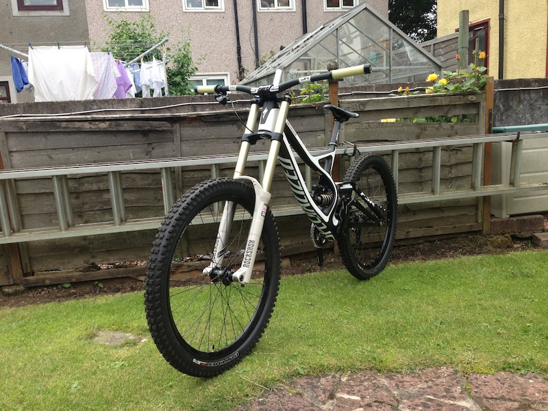 Specialized Demo 8 Carbon 2013 -
