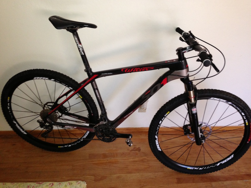2013 Wilier 501 Xn Carbon Hardtail 29er For Sale