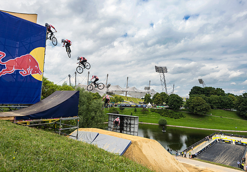 Red Bull Phenom by Manfred Stromberg