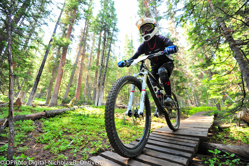 BME 3 Keystone is the third stop of the Big Mountain Enduro Series and also the second stop of the North American Enduro Series. Heather Irmiger leads after Day 1 followed by Krista Park Jill Behlen Margaret Gregory and Lea Julson. Three more burly stages on Sunday to go.