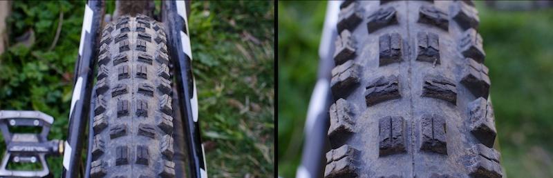 Rubena Highlander tire