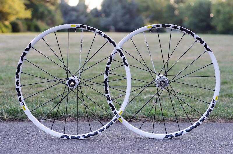 8b1565d5b4b Mavic Crossmax SX Wheels Review - Pinkbike