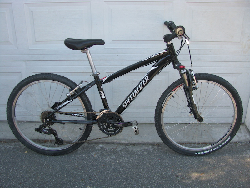 640710fbbae 2008 Specialized Hot Rock A1 FS 24 Boys For Sale