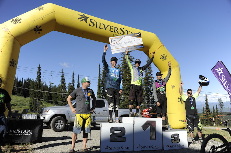 BC Cup Championship at Silver Star Mountain Resort July 27-28 2013