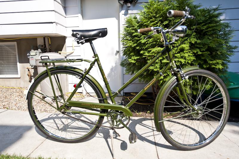 Bike Shop Nottingham >> Vintage 1973 Raleigh Superbe For Sale