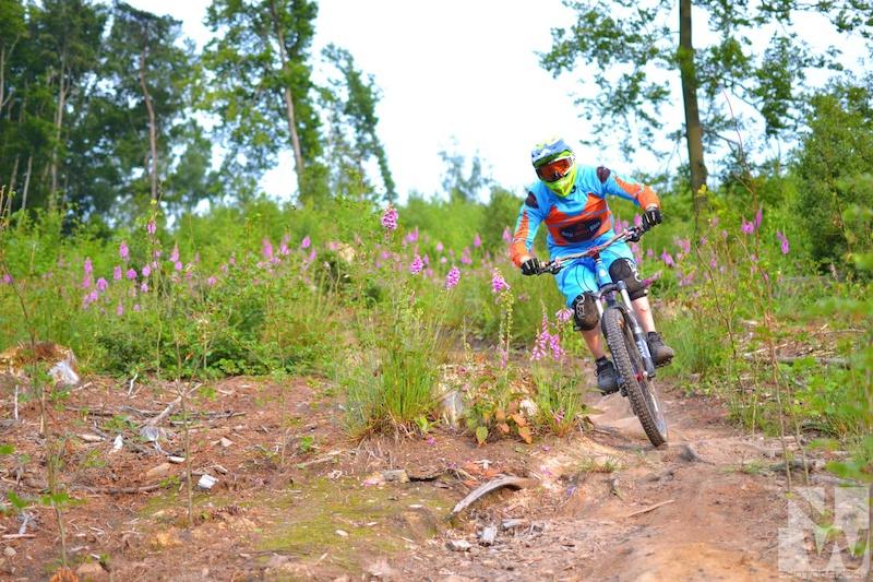 Nils enduro riding. NWPhotography 2013