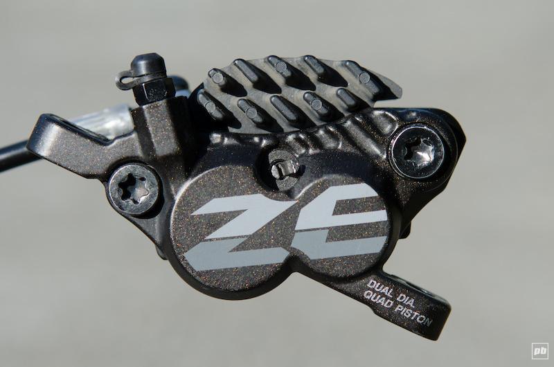 Shimano Zee brakes
