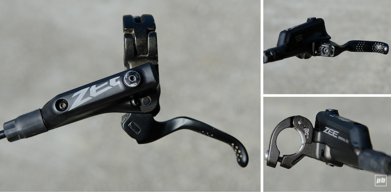 470a8f7f923 Shimano Zee Brakes - Review - Pinkbike