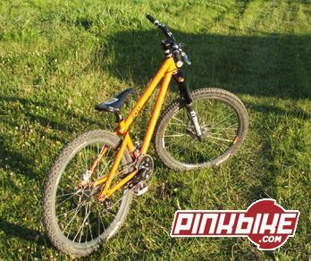 My new Last Bikes Ruffnix.  Its Rad