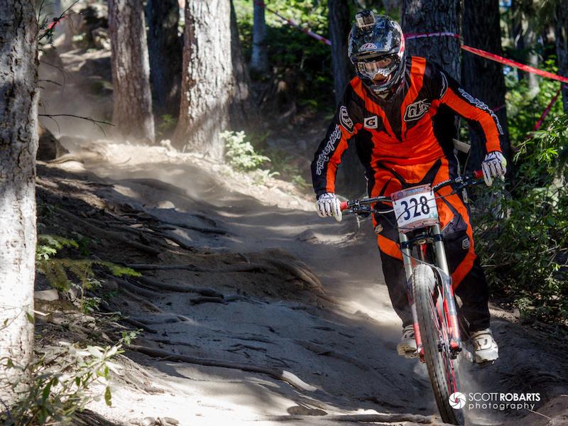 Garbanzo Downhill - Crankworx 2013