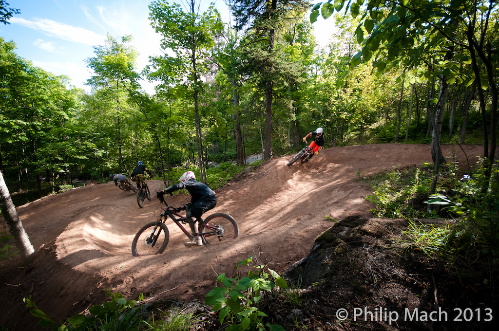 Spirit Mountain Bike Trails