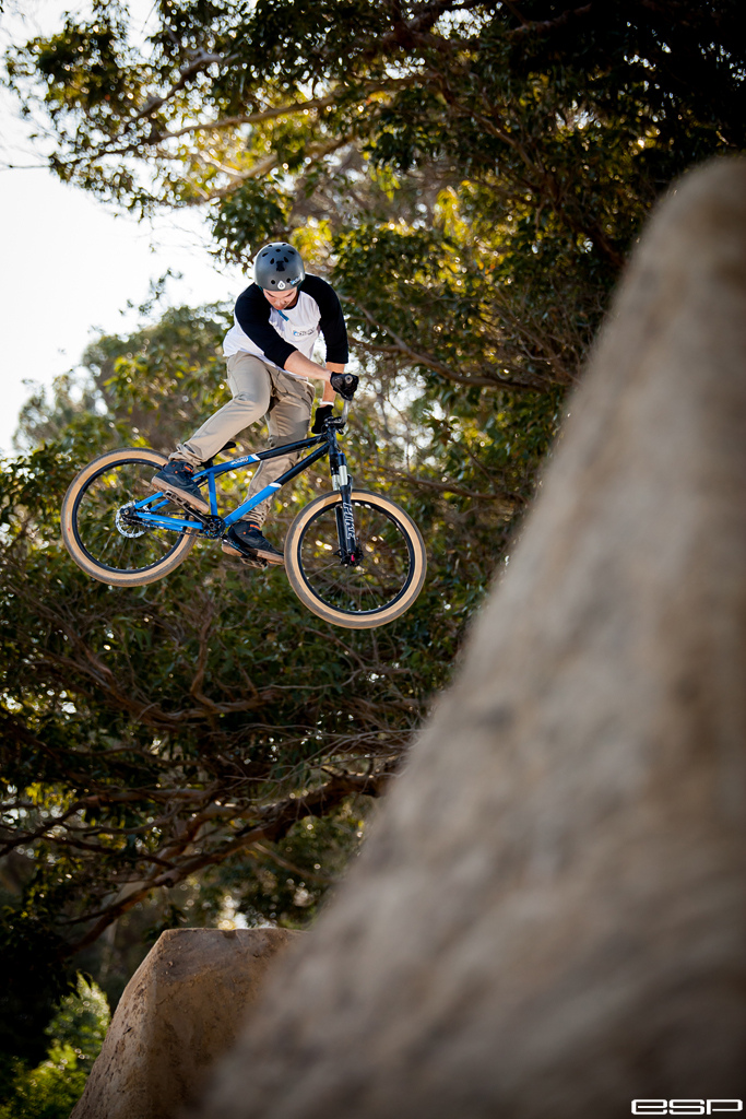Profile shoot with Dial'd Bikes rider, Justin Novella. www.esphotography.co.za