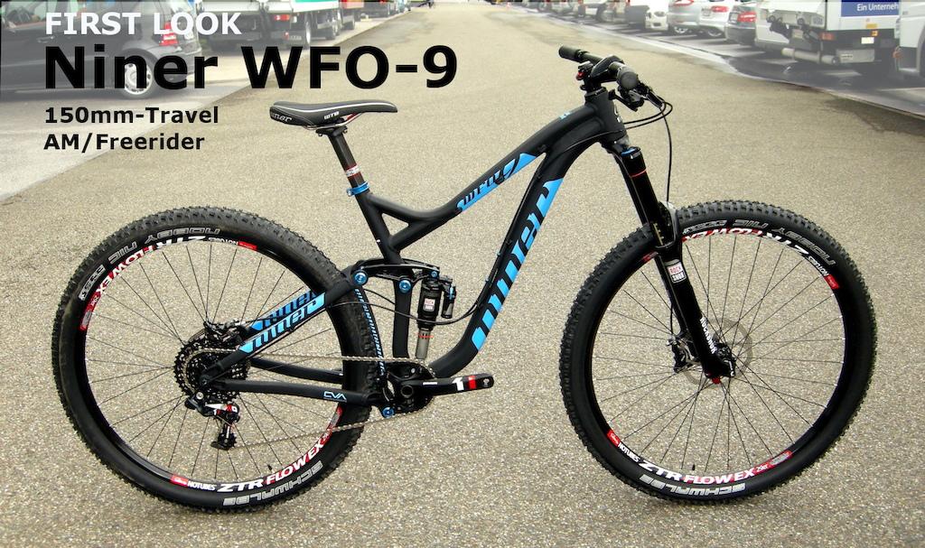 Niner WFO-9 2014 side shot