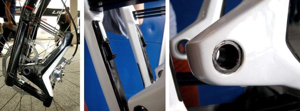 Lauf R 29 fork details