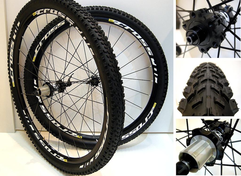 Mavic Crossroc wheelset