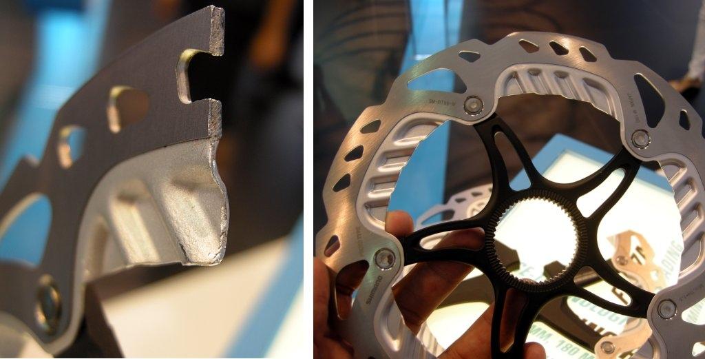 ICE rotor detail