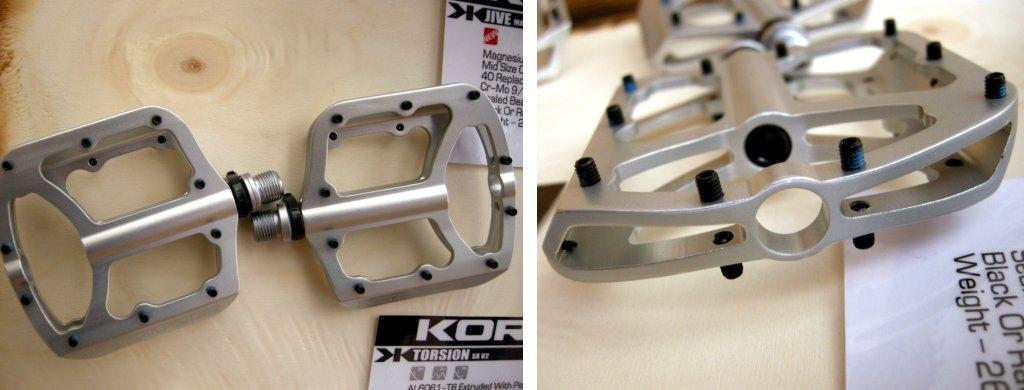 Kore Magnesium pedals