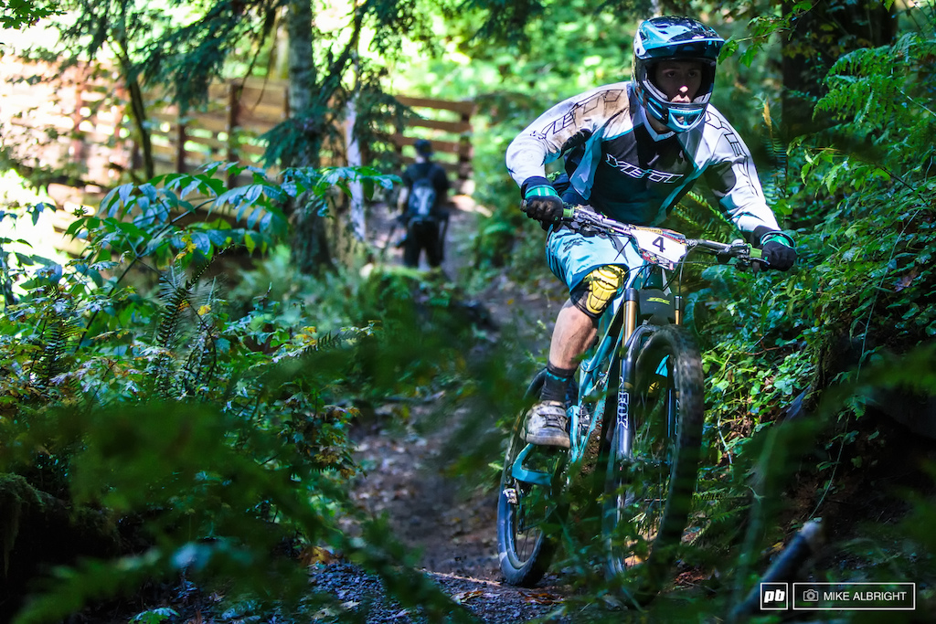 Mason Bond was one of the more consistent riders at this year s races finishing 5th overall.
