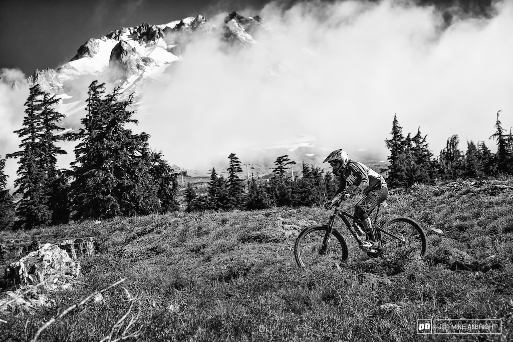 Aaron Bradford is going to do his best to hit more endure races around the globe next year. Finishing 3rd overall behind Keene and Johnston isn t a bad way to finish up the enduro season. Up next cyclocross