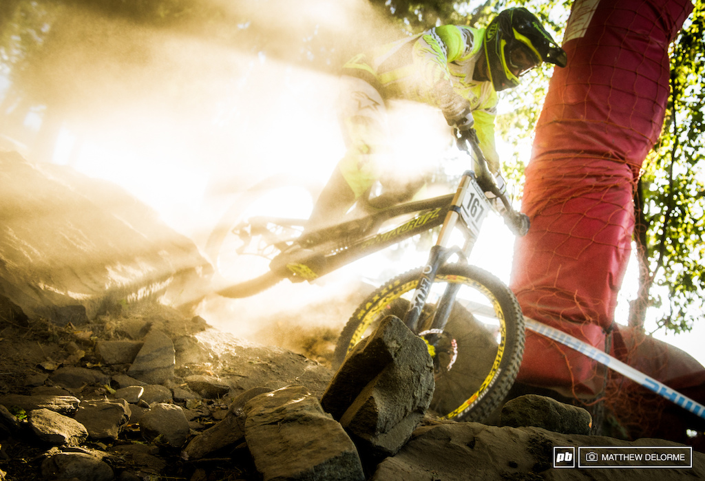 What Photographer in his right mind can resist backlit super dust?