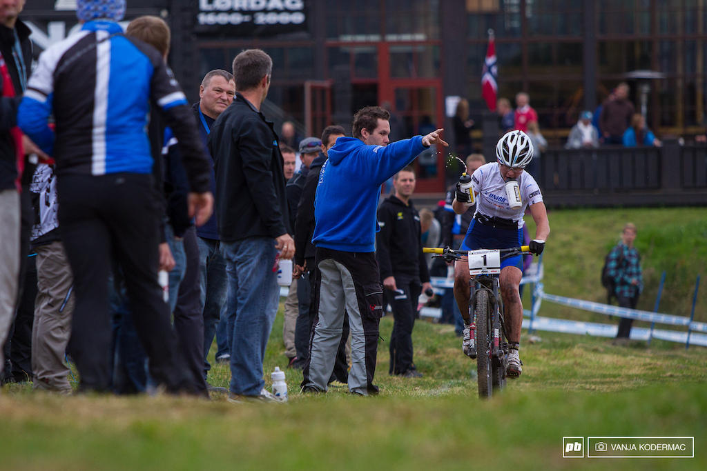 Unior tools team did pretty good considering that this was their first XCO season.