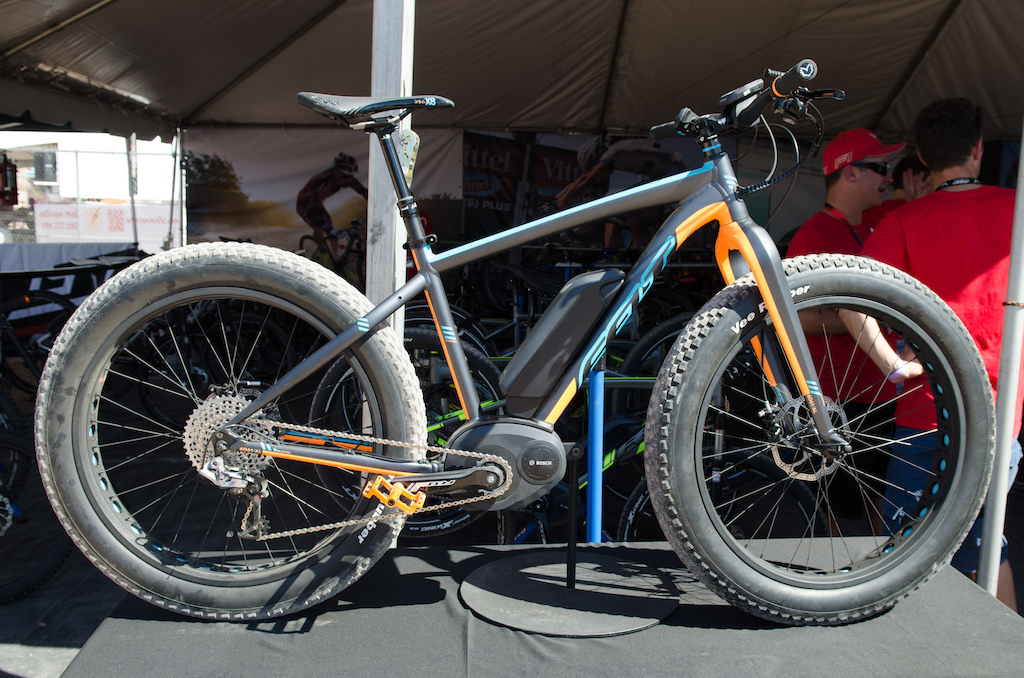 Felt Cycles fat e-bike