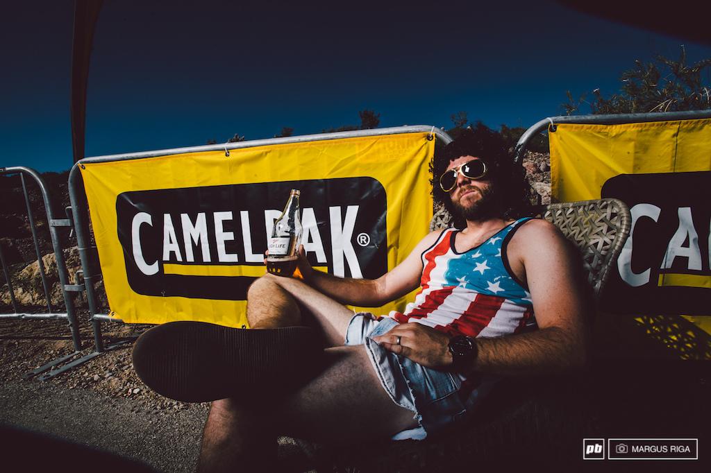 Seth Beiden of Camelback.