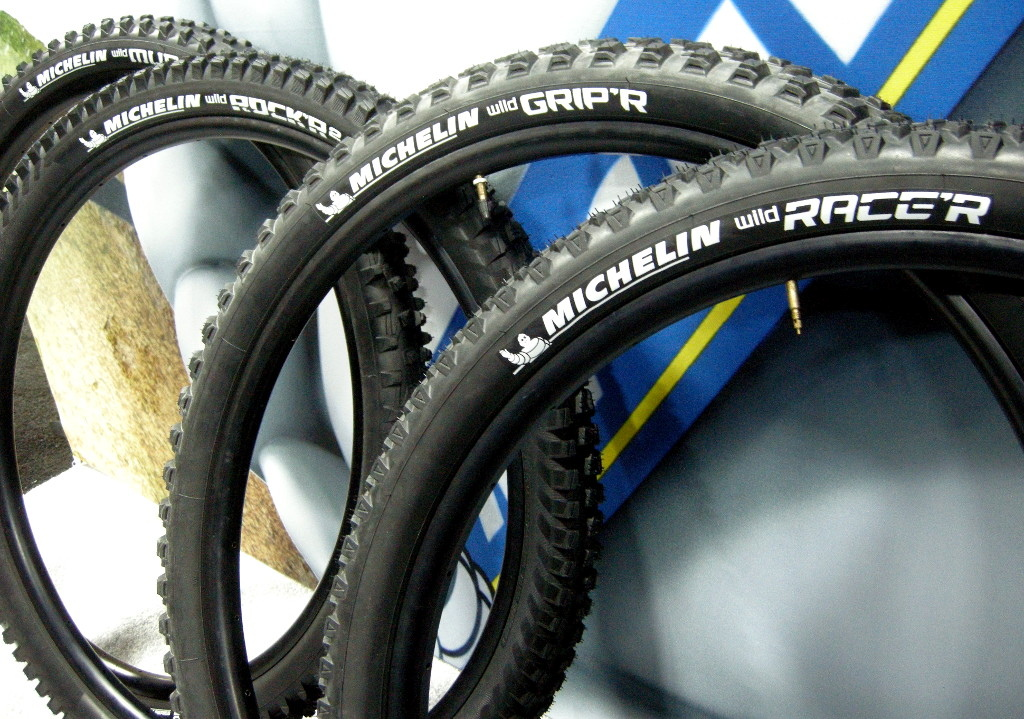 Michelin Enduro tires 2014