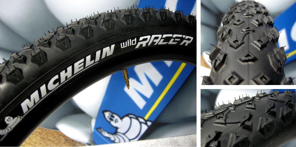 Michelin Wild Race R tire 2014