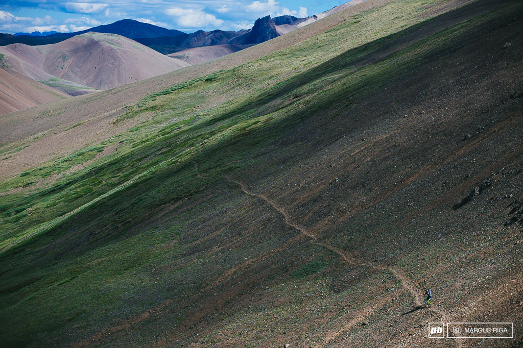James Doerfling. Insignificance Chilcotin BC.