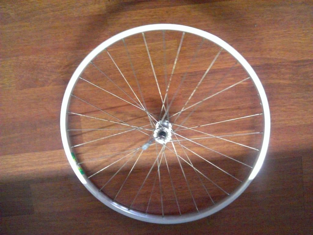 Deore DX wheel