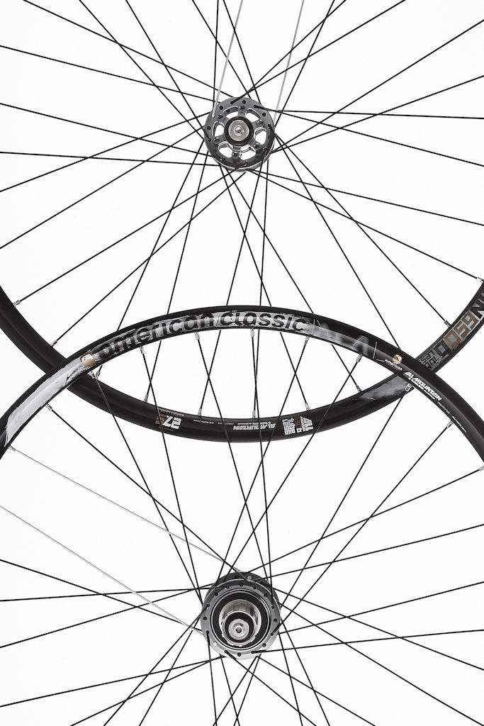 AM 650B wheelset
