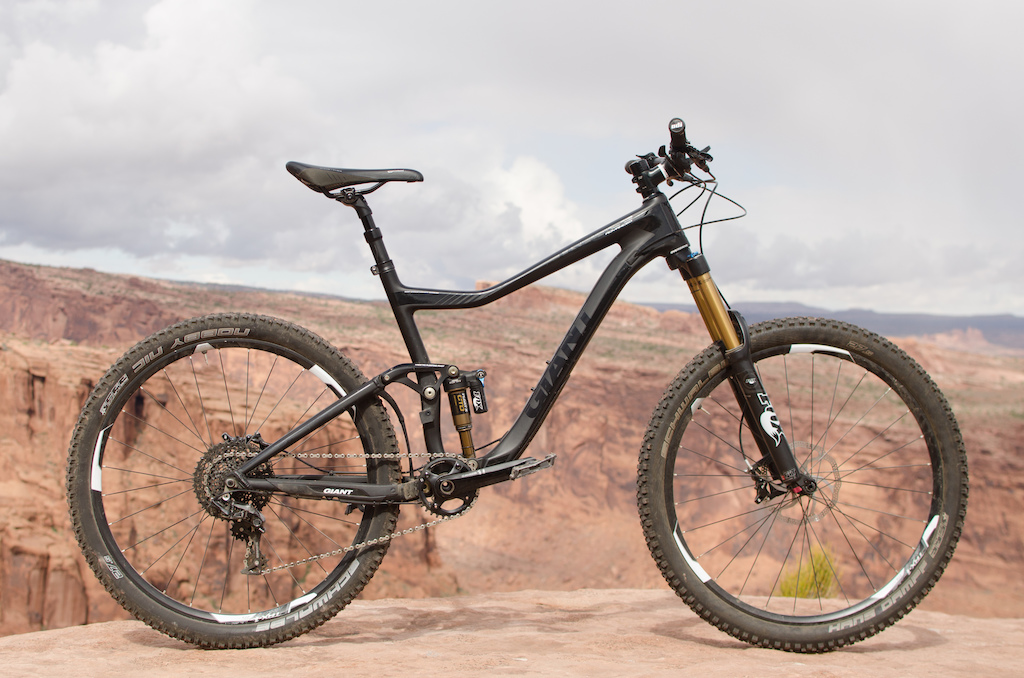 Giant Trance Advanced SX 2014