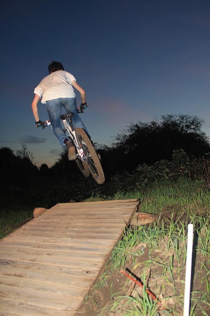 Wooden Gap.