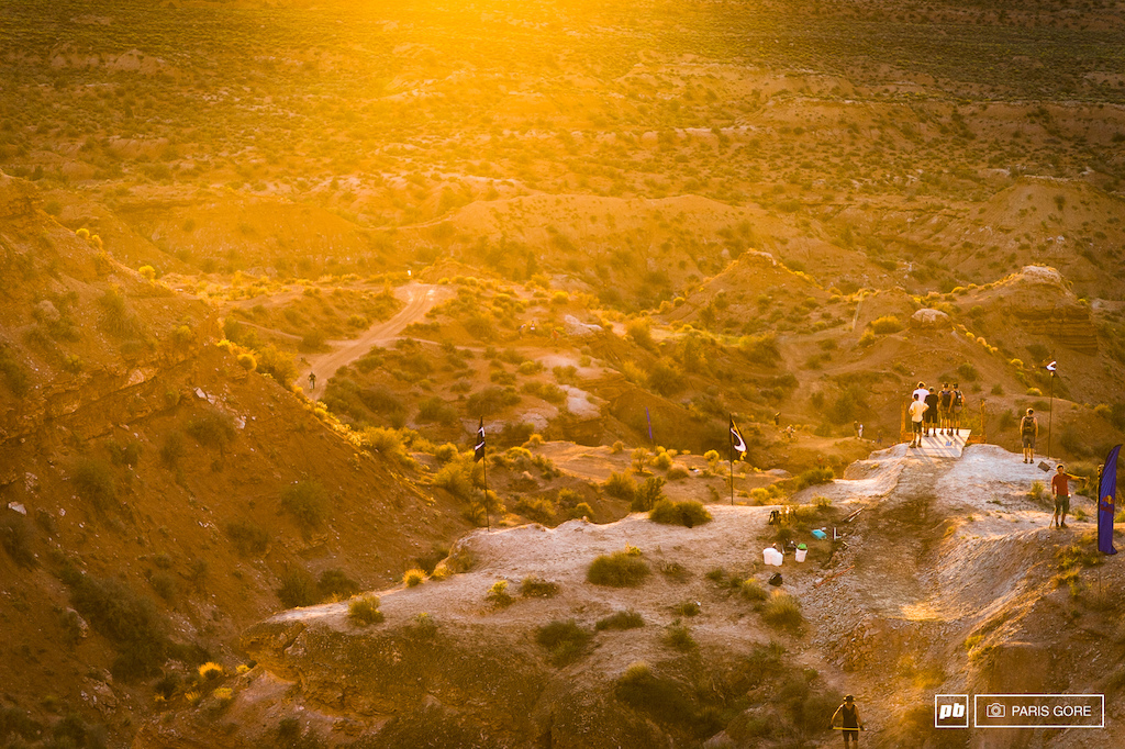 Utah golden hour.