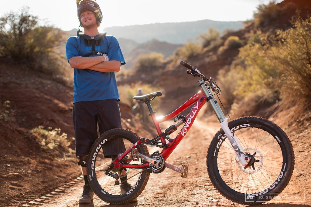 Garett Buehler 2013 RedBull Rampage in Virgin Utah