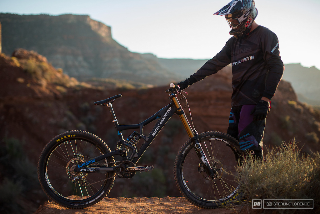 Red Bull Mountain Bike >> 2013 Red Bull Rampage 36 Bikes Pinkbike