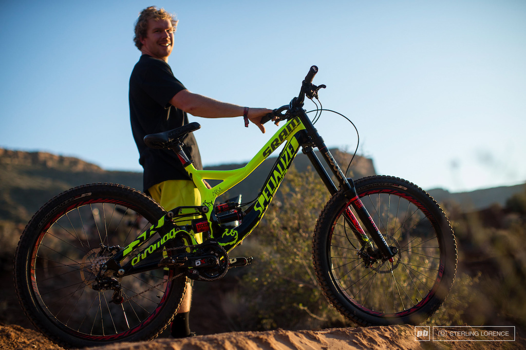 Kyle Norbraten 2013 RedBull Rampage in Virgin Utah