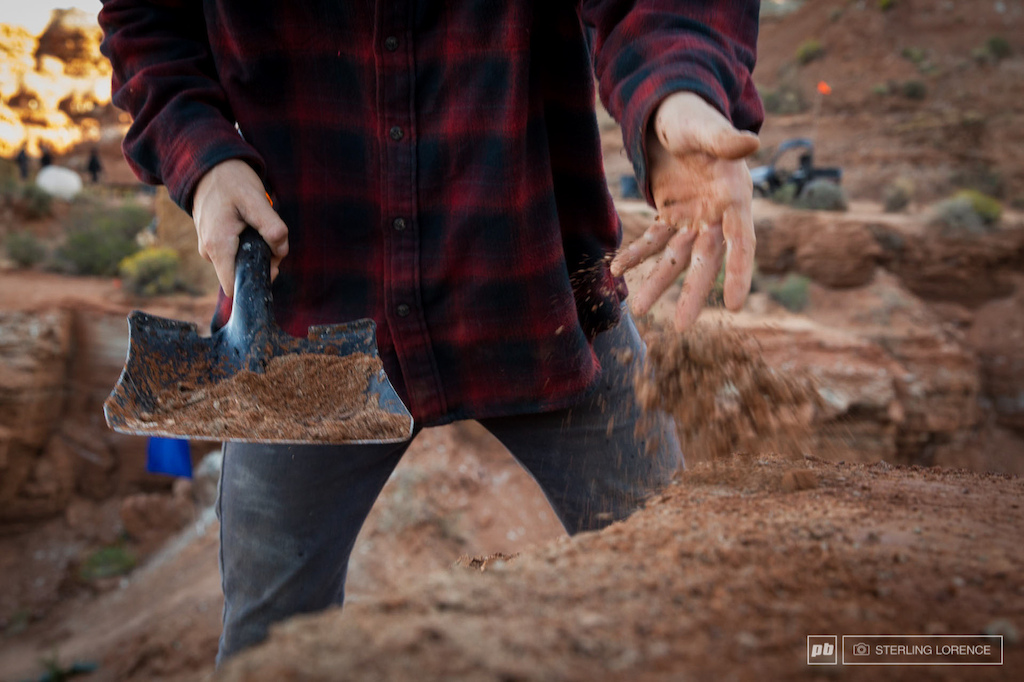 just refinements today...2013 RedBull Rampage in Virgin Utah