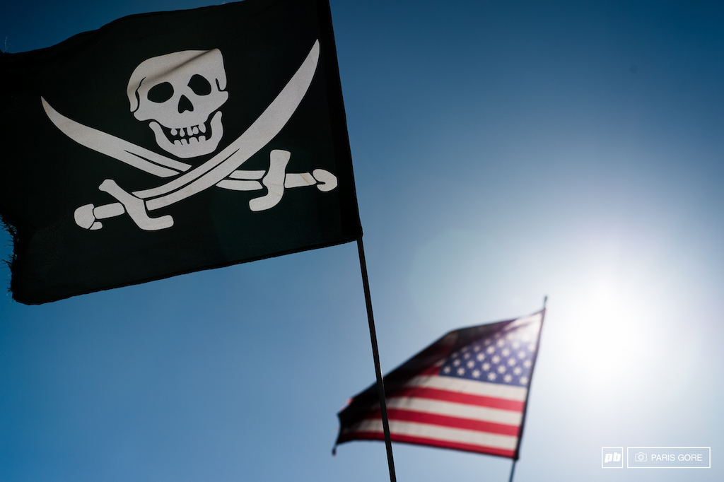 Merica and pirates. Yarg.