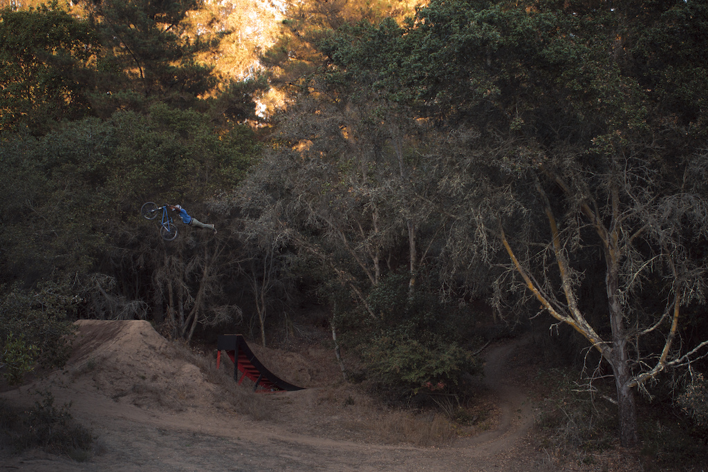 Lazy evening sesh in cali with Ray George.