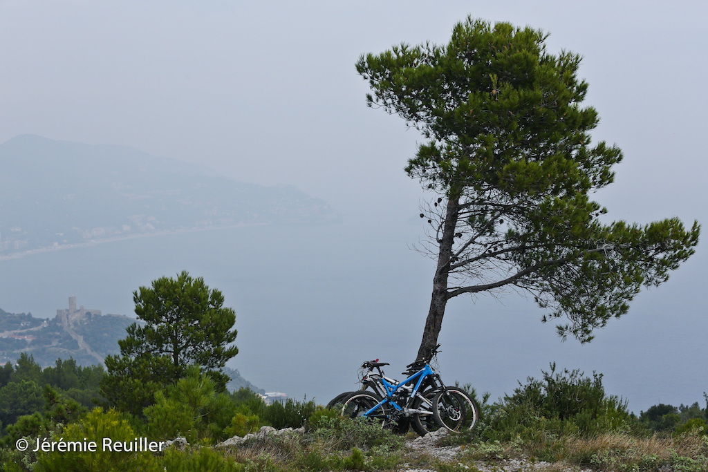 stage 3 with view on the see.