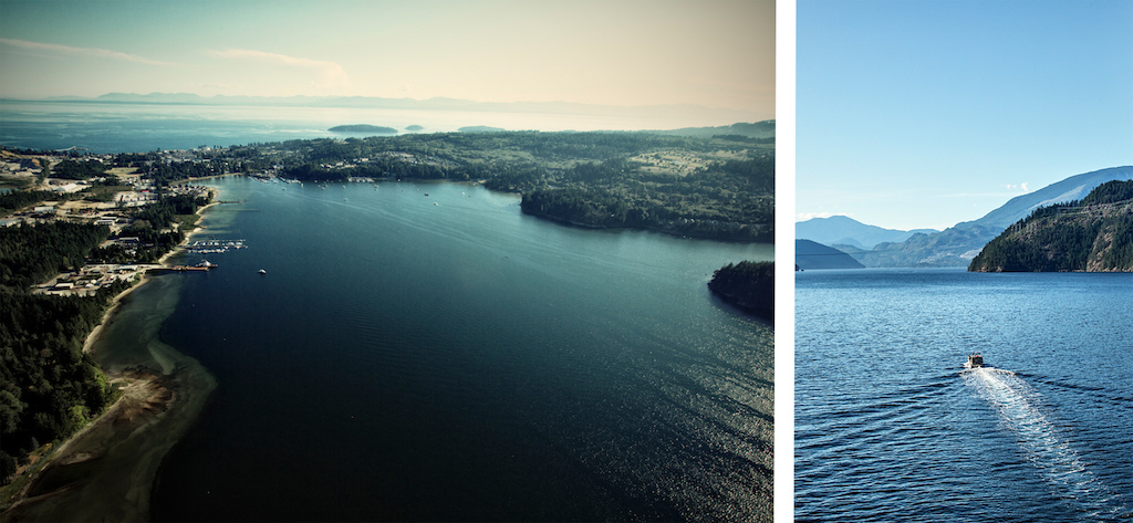 Narrows Trip with the Coastal Crew and Logan Peat. All photos by Adrian Marcoux.
