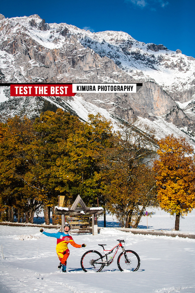 test the best photo shooting