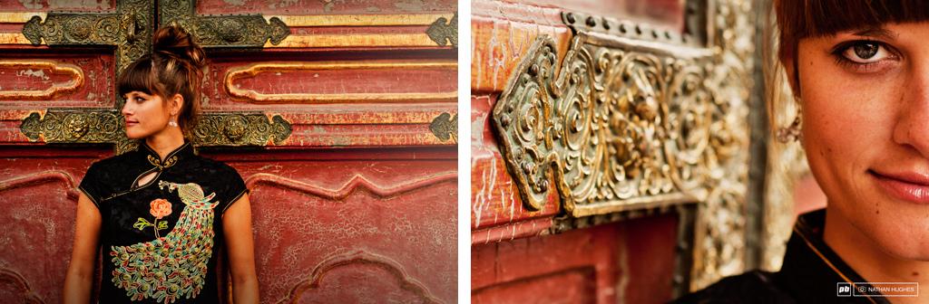 Forbidden City portaits