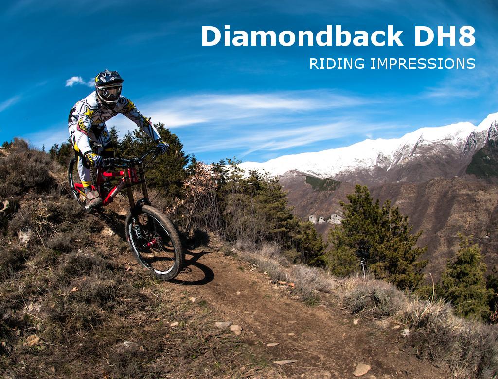 Diamondback DH8 test review