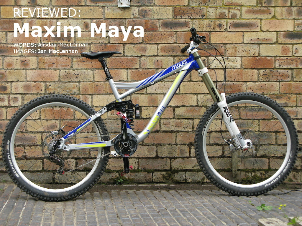 Maxim Maya 2014 test review