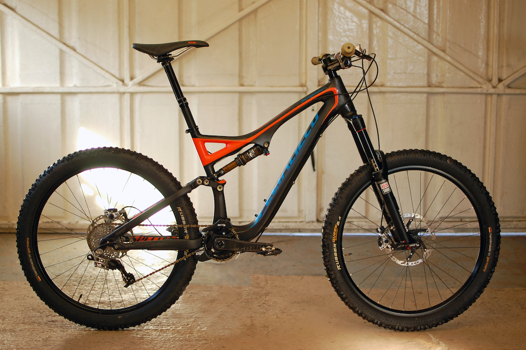 Specialized Stumpjumper Carbon Evo Pikes Reverb Stans Flows Mrp