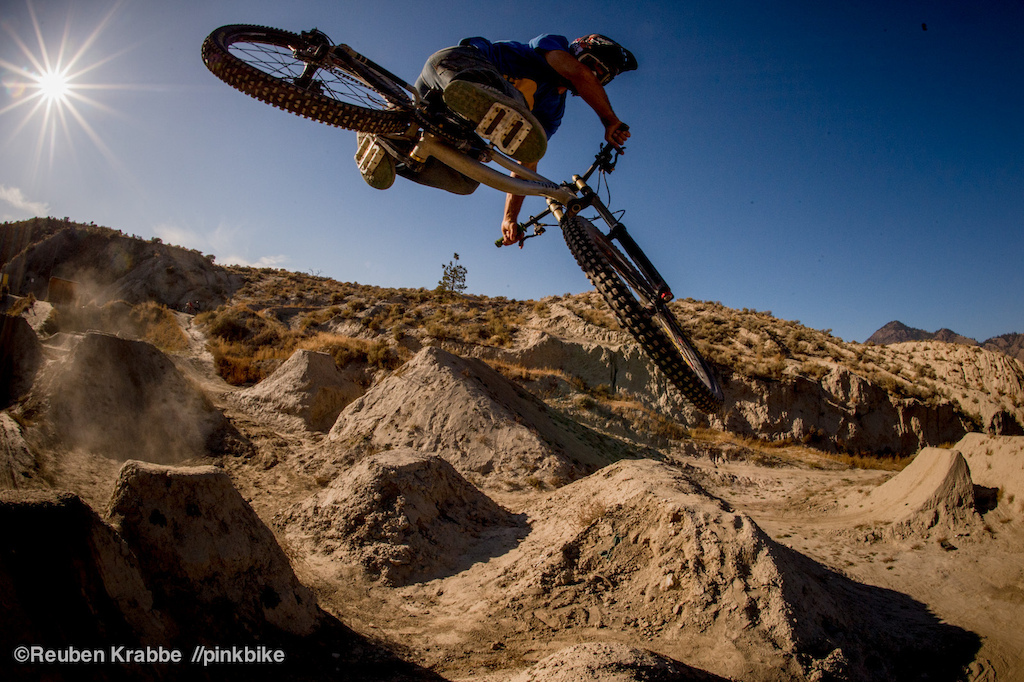 Brad Stuart Kamloops bike ranch. Man that one was sick I almost hit your camera