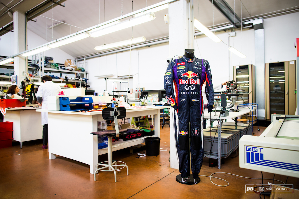 Images from our trip to the Alpinestar HQ by Matt Wragg.